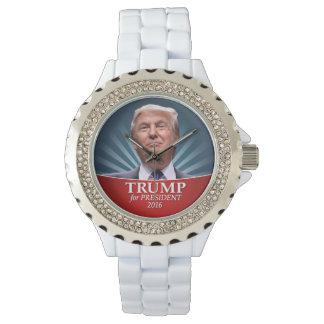 Donald Trump foto - president 2016 Armbandsur