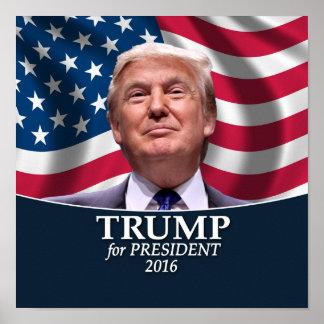 Donald Trump foto - president 2016 Poster