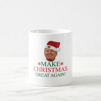 Donald Trump - gör jul underbar igen att råna Kaffemugg