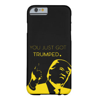 Donald Trump mobilt fodral Barely There iPhone 6 Skal