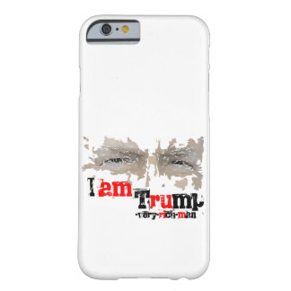 Donald Trump president Barely There iPhone 6 Fodral