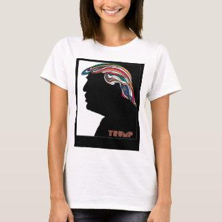 Donald Trump Psychedelic Combover T Shirts