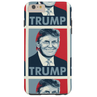 Donald Trump Tough iPhone 6 Plus Skal