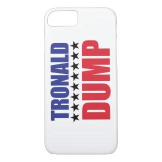 Donald Trump - Tronald dumpar iphone case