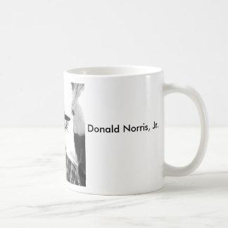 Donalds mugg… vit mugg