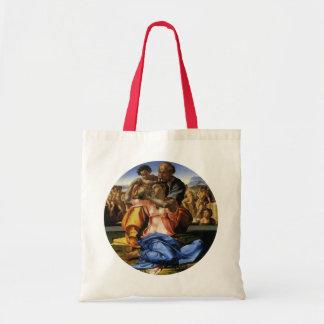 Doni Tondo eller Doni Madonna av Michelangelo Tygkasse