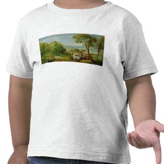 Dop av den etiopiska eunucken t-shirt