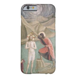 Dop av Kristus, c.1438-45 (frescoen) Barely There iPhone 6 Skal