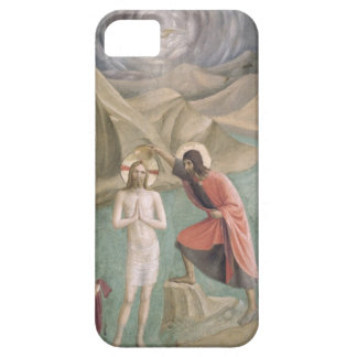 Dop av Kristus, c.1438-45 (frescoen) iPhone 5 Case-Mate Skydd