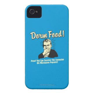 Dormmat: Överleva mikrovågPopcorn iPhone 4 Case-Mate Skydd