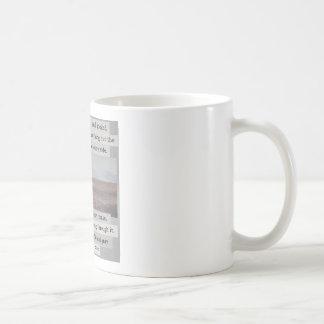 Dororthys Kansas original med ord Kaffemugg