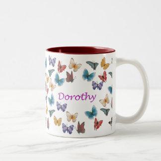 Dorothy Två-Tonad Mugg