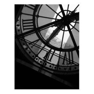 d'Orsay Musee tar tid på vykortet Vykort