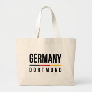 Dortmund Tyskland Jumbo Tygkasse