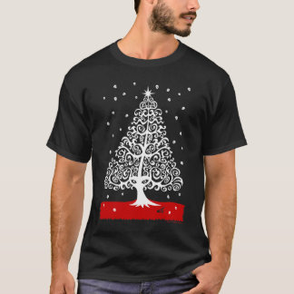 Döskallar för jul t-shirts