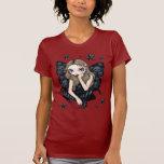 Döskallar och gotisk felik skjorta för stjärnor t shirt