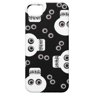 Döskallar och ögon iPhone 5 fodraler