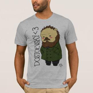 Dostoevsky igelkottt-skjorta t shirts