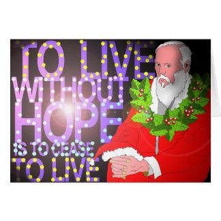 Dostoevsky julkort hälsningskort