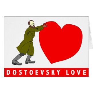 Dostoevsky kärlekvalentin kort