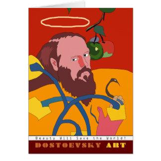 Dostoevsky konstGauguin kort