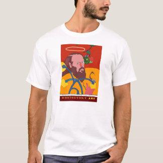 Dostoevsky konstskjorta tee shirts