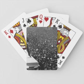 Douglas Fairbanks, den star_War filmen avbildar Casinokort