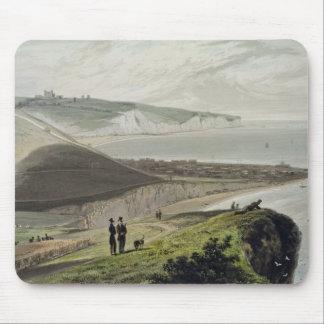 Dover från Shakespeares klippa, från 'en resa Ar Musmatta