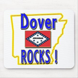 Dover stenar! (blått) musmatta