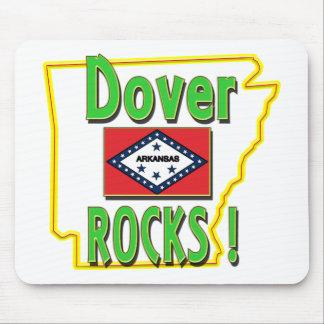 Dover stenar! (grönt) musmatta