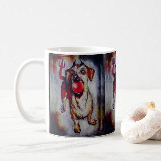 Doxie Diablo Kaffemugg