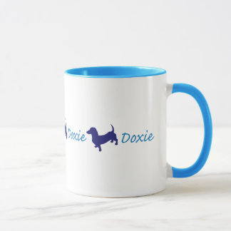 Doxie/tax Mugg