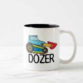 Dozer Två-Tonad Mugg