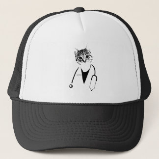 dr. katt truckerkeps