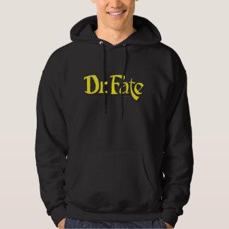 Dr. Öde Logotyp Sweatshirt Med Luva