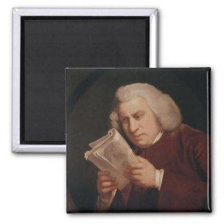 Dr. Samuel Johnson 1775 Magnet