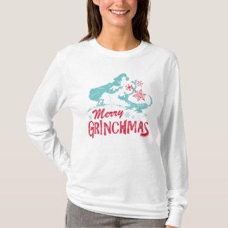 Dr. Seuss | Grinchen - glada Grinchmas Tee