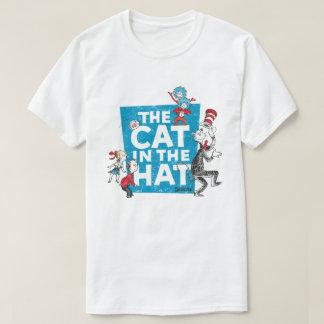 Dr. Seuss | katten i hattlogotypen - tecken Tröja