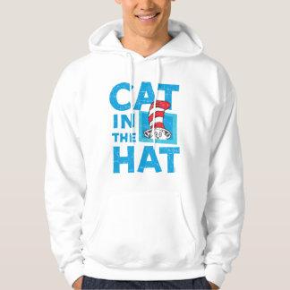 Dr. Seuss | katten i hattlogotypen - vintage Sweatshirt