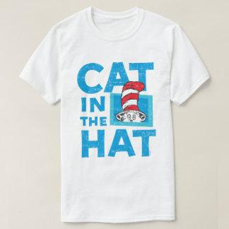 Dr. Seuss   katten i hattlogotypen - vintage Tee Shirts