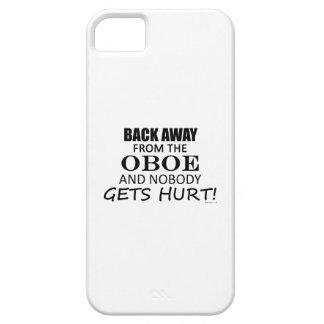 Dra tillbaka i väg från Oboen iPhone 5 Case-Mate Fodral