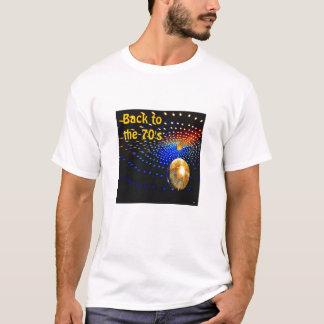 Dra tillbaka till 70-tal t shirt