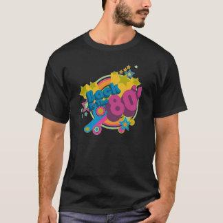 Dra tillbaka till Retro 80-tal för 80-tal T-tröja T-shirts