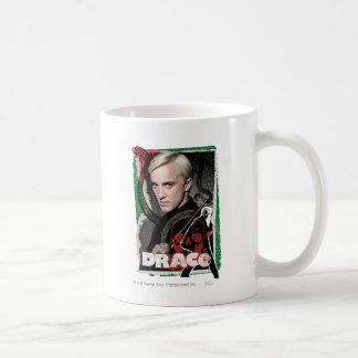 Draco Malfoy 6 Vit Mugg