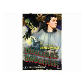 DRACULAS DÖTTRAR av Philip J. Riley Vykort