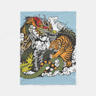 drake- och tigerstridighet