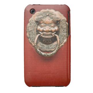 Drakedörrknackare iPhone 3 Skydd