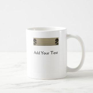 Drakekärlek 1 kaffemugg
