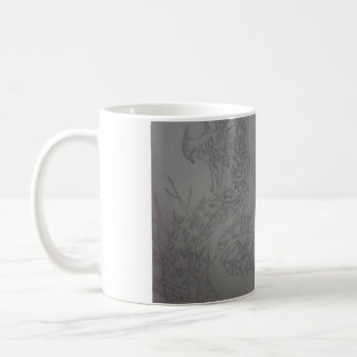 drakekopp kaffemugg