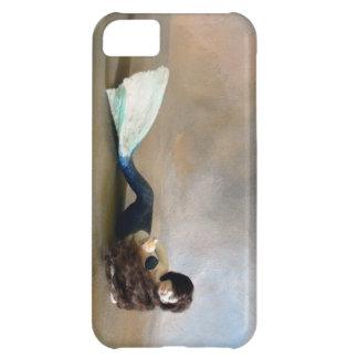 DrakeMache mycket liten sjöjungfru iPhone 5C Fodral
